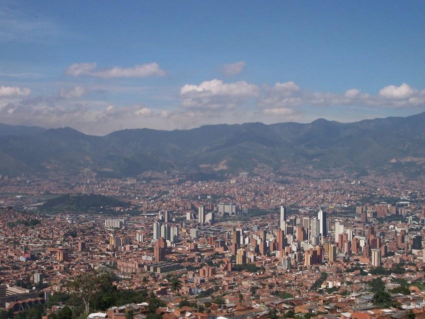 Medellin, bron: wiki/cc