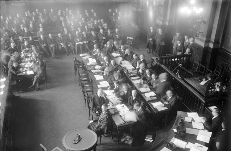 De zaak tegen Julius en Henri Barmat - Bundesarchiv