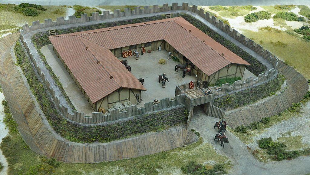 Romeinen in de Benelux - 309 vindplaatsen om te bezoeken