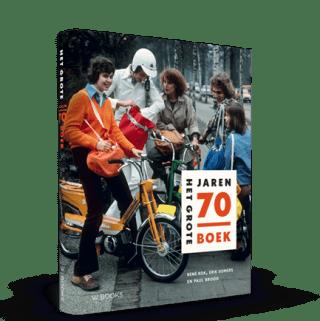 Het Grote Jaren 70 Boek