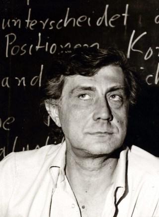 Franco Basaglia (Bron: Wikipedia)