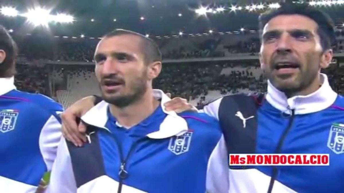 Het volkslied van Italië: Fratelli d'Italia