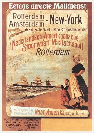 Poster NASM. Bron: Flickr / Pinterest