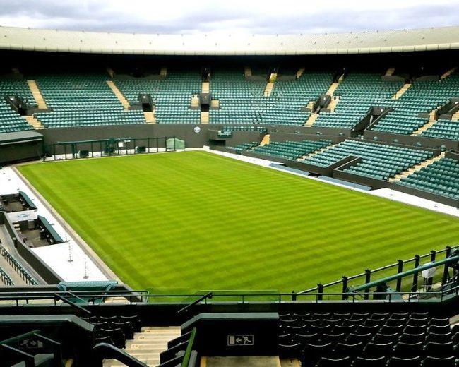 Wimbledon, baan 1 - cc