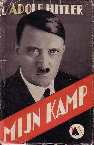 Mijn kamp, Nederlandse vertaling door Steven Barends. Uitgave De Amsterdamsche Keurkamer, 1939