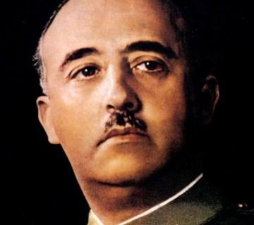 Francisco Franco (1892-1975) - Spaans generaal en president
