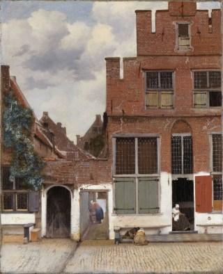 Het straatje (1657-1661)