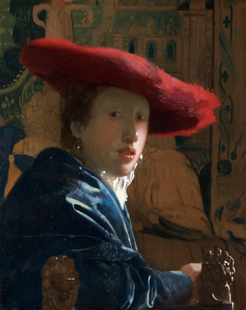 Meisje met de rode hoed