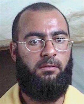 Abu Bakr al-Baghdadi in 2004 (US Army)