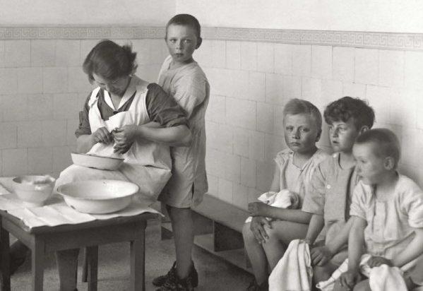 Van wees tot werkpaard: de Kinderkolonie