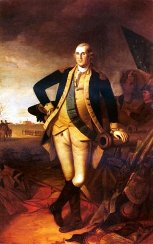 George Washington in 1779