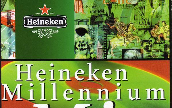 Heineken Millenium Mix van Eddy de Clercq