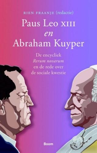 Paus Leo XIII en Abraham Kuyper