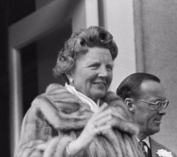 Juliana in 1960 (cc - Anefo - Nationaal Archief)