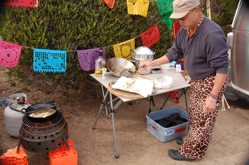 DSC_0144 Cooking catfish, Cinco de Mayo