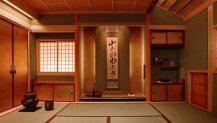 HiSUi TOKYO 茶室「翠庵」
