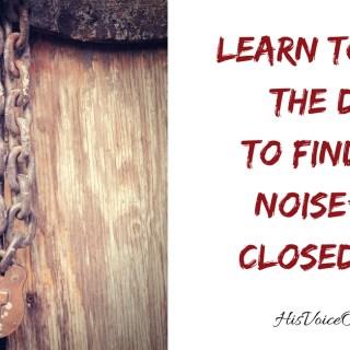 Noisefreeclosedroom