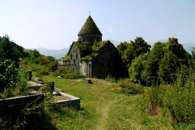 Sanahin monastery - Lori Province, Armenia