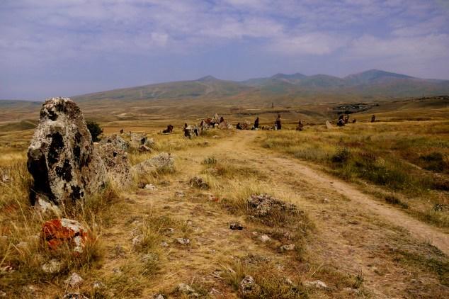 Zorats Karer the Armenian Stonehenge - Syunik province, Armenia