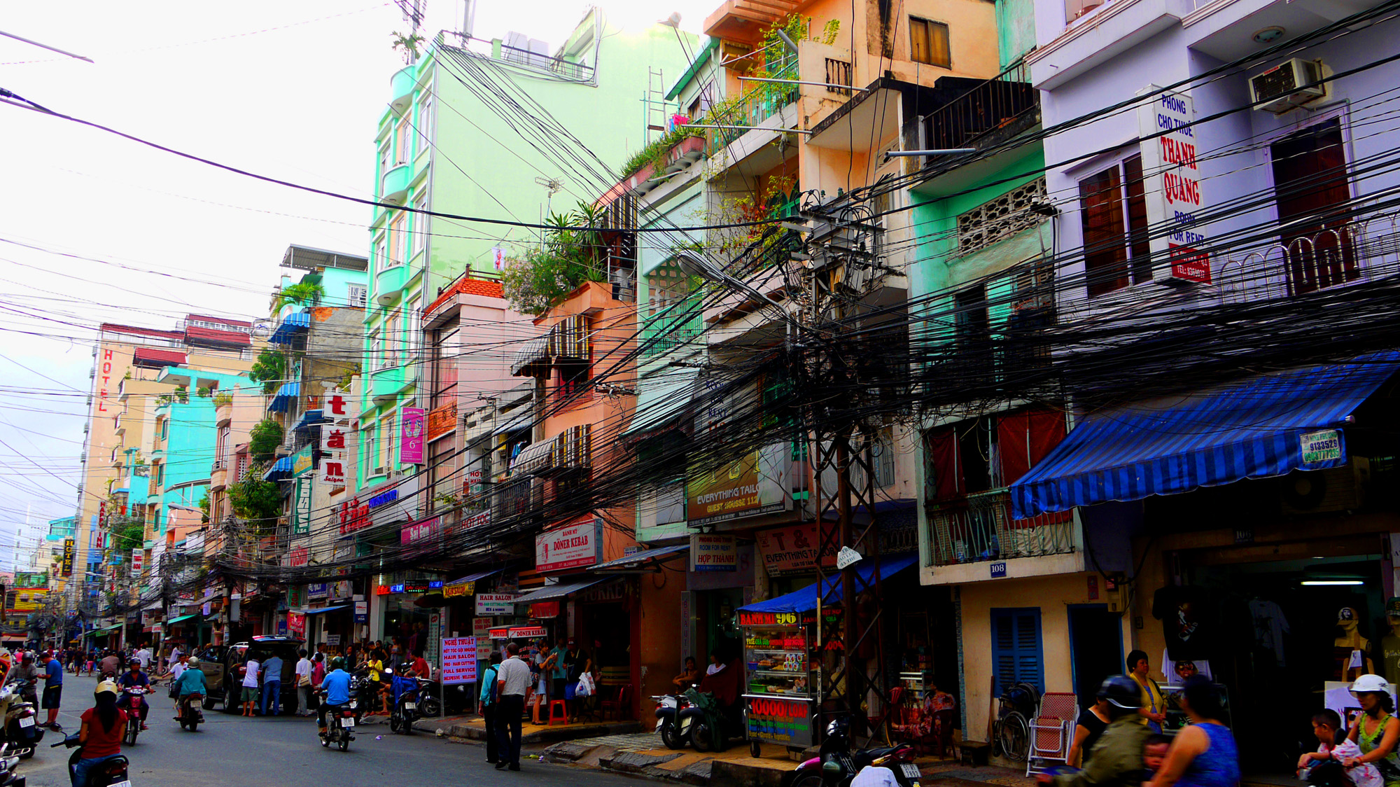Image result for ho chi minh city life