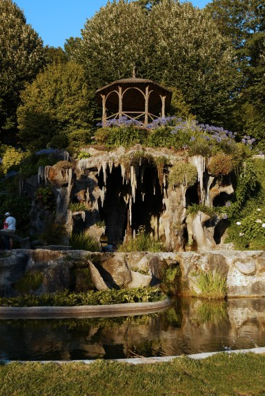 Grotto and pond at Bom Jesus do Monte Sanctuary - Braga, Portugal (54)