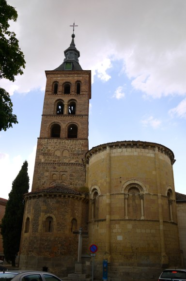The Romanesque Iglesia de San Andres - Segovia, Spain (62)