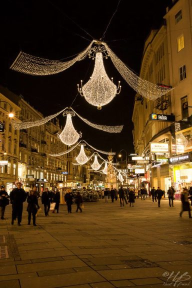 Vienna, Austria - by , city Xmas decorations - photo challenge