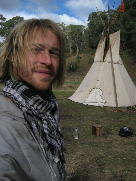 Emmanuel Marshal - Looking for Rainbow Gathering