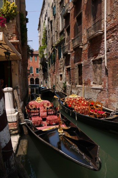 Venice a tale of two cities