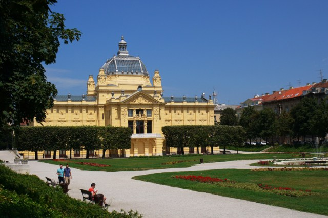 Zagreb (Croatia) and the Museum of Broken Relationships