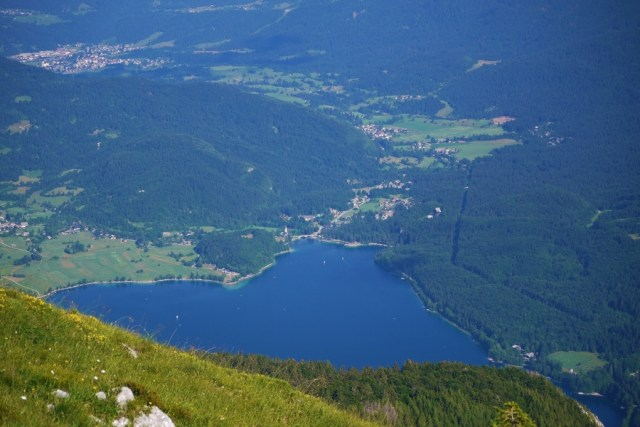 Lake Bled, Mount Pršivec and the Return to Nature