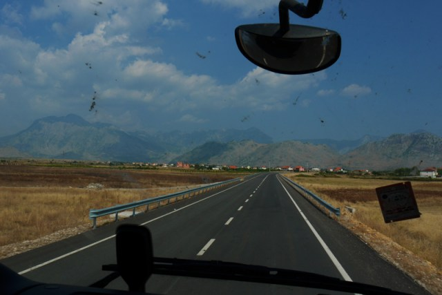 Entering Albania, the Albanian capital and when assumptions makes an arse of you and me