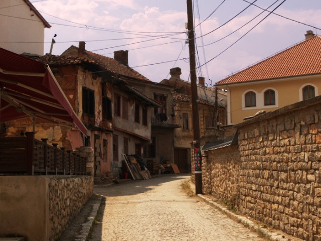 Our first experience of hitch-hiking in Kosovo, drinking rakija with the locals and attending the Prizren film festival