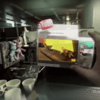 Magic Leap holographic headset