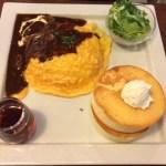 星乃珈琲店のランチメニュー!オムライスとグラタンが美味しい。おすすめは?