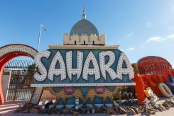 The Sahara Hotel and Casino