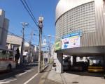 下田交差点近くにある「くじら保育園」