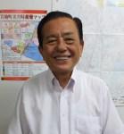 2016年4月から日吉町内会連合会の会長に就任した箕輪町町内会会長の小島清さん