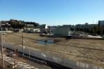 計画地の旧アピタ日吉店付近(2017年2月、読者提供)