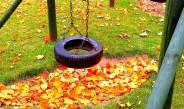 Advarsel: Gyngeophæng af metal kan skade børns syn