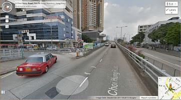 Choi Hung Road Flyover