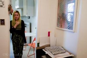 Inside the Art Studio::Lala Abaddon I of II
