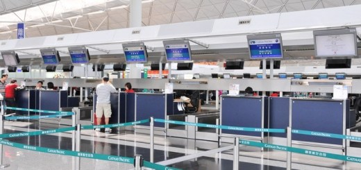Cathay Pacific Check In