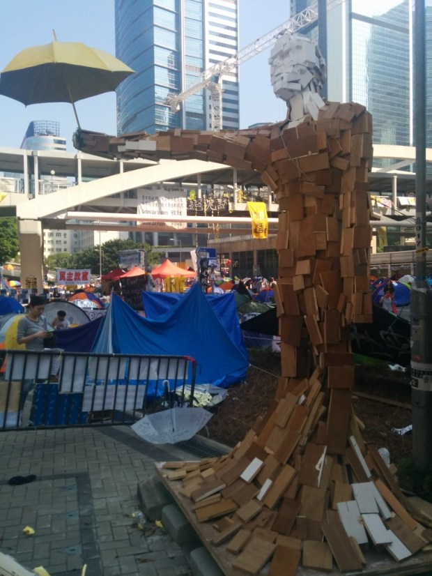 Occupy HK Art