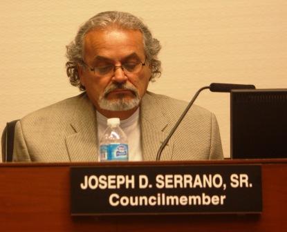 Serrano Resigns