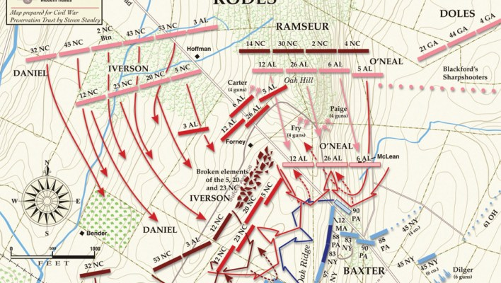 Gettysburg 1863 – 153 years ago today