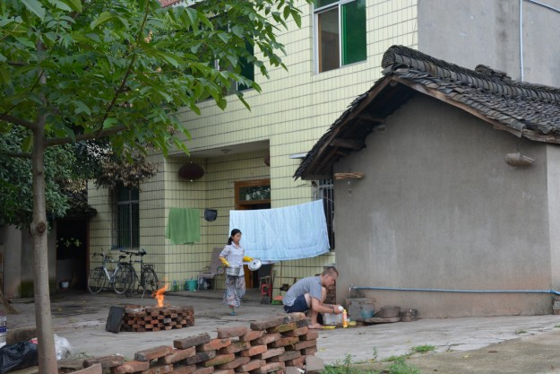 Living the simple life in China