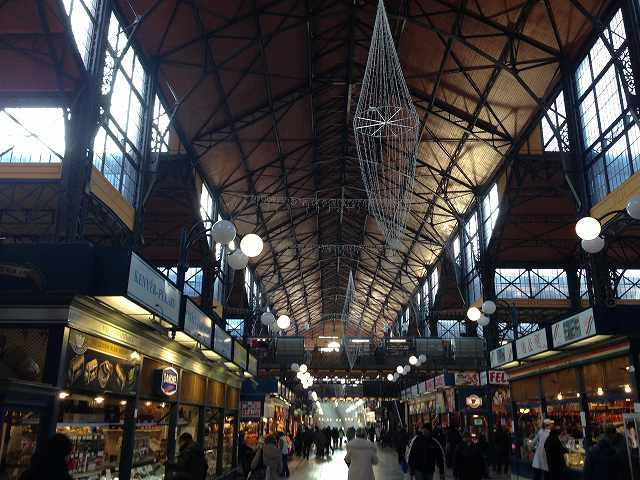 ブダペスト中央市場でお手頃なお土産を探しに行ってきました!④