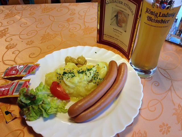 ドイツといえばソーセージとビール④