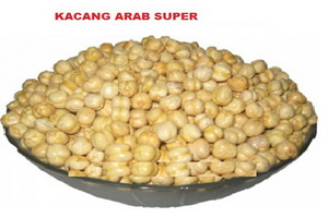 RESEP KACANG ARAB